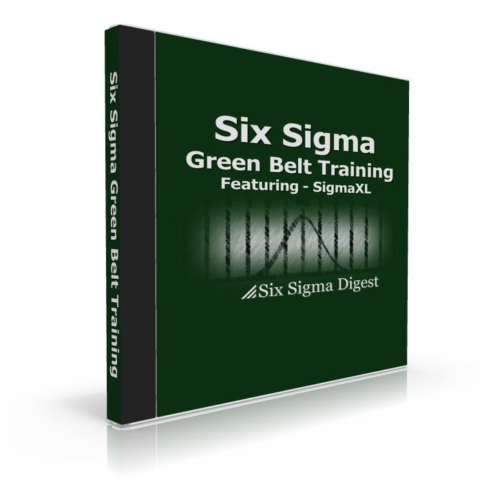 Free Six Sigma Green Belt Training