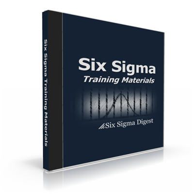 Six Sigma Training Enterprise Courseware