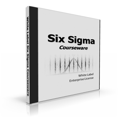 Six Sigma Training White Label Courseware