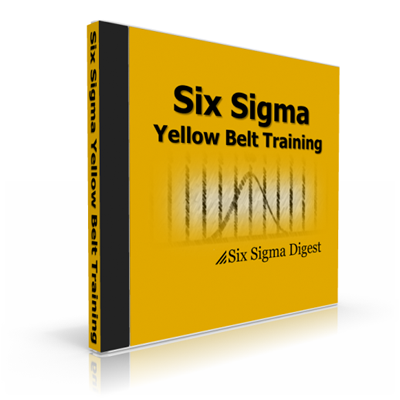 Six Sigma Yellow Belt Courseware