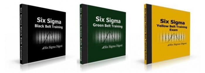 Lean Six Sigma Courseware