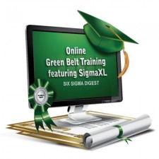 Six Sigma Green Belt Training - SigmaXL Edition