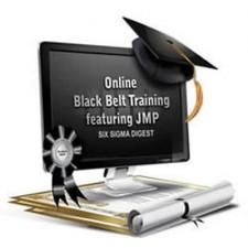 Six Sigma Black Belt Training - JMP Edition