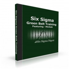 Green Belt Courseware - Minitab Edition