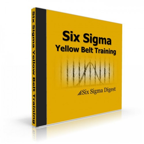 Six sigma yellow belt certification study material