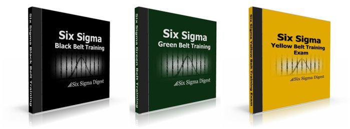 Six Sigma Courseware