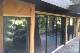 Exterior Pocket Sliding Glass Doors